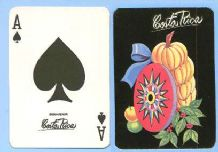 Collectable vintage playing cards Tipico souvenir Costa Rica